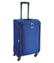 Pronto Blue M( Between 61cm-69cm) Check-in Soft Luggage
