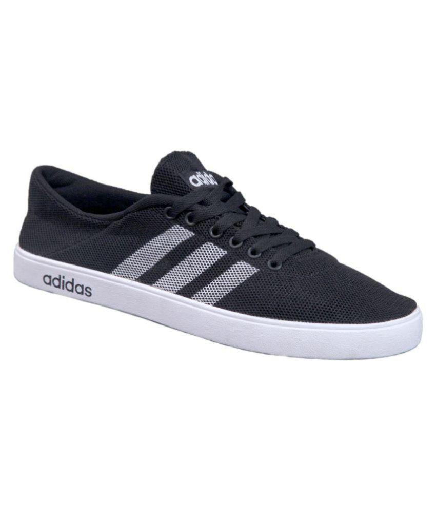 Adidas neo Black Casual Shoes - Buy Adidas neo Black ...