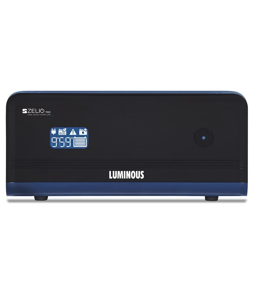 Snapdeal: Luminous Zelio 1100 Sine Wave Home UPS @ Rs.4,596/- (54% OFF)