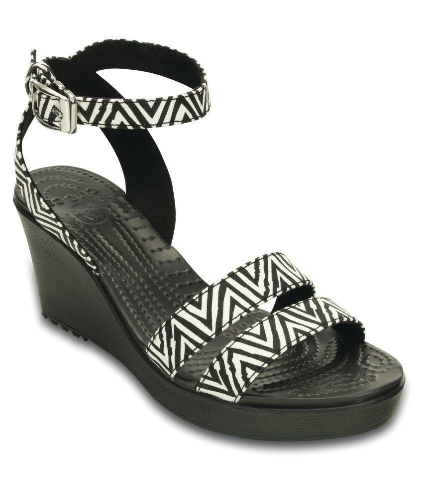 Crocs Multi Color Heeled Slip-on & Pump Standard Fit