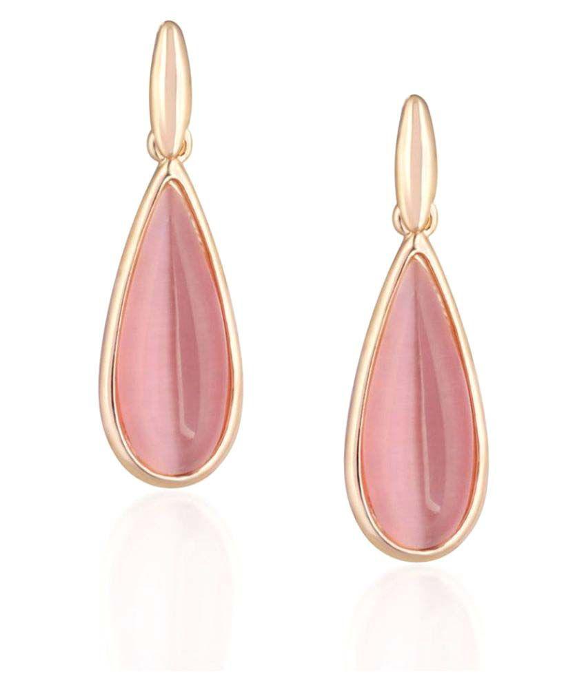 Donatella Brass Earrings
