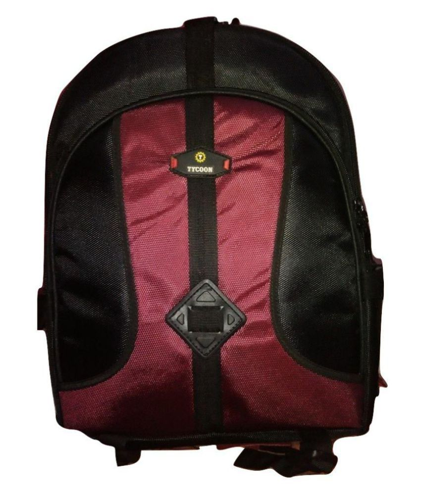 Hanumex 17 Inch Canvas Backpack Multi Color