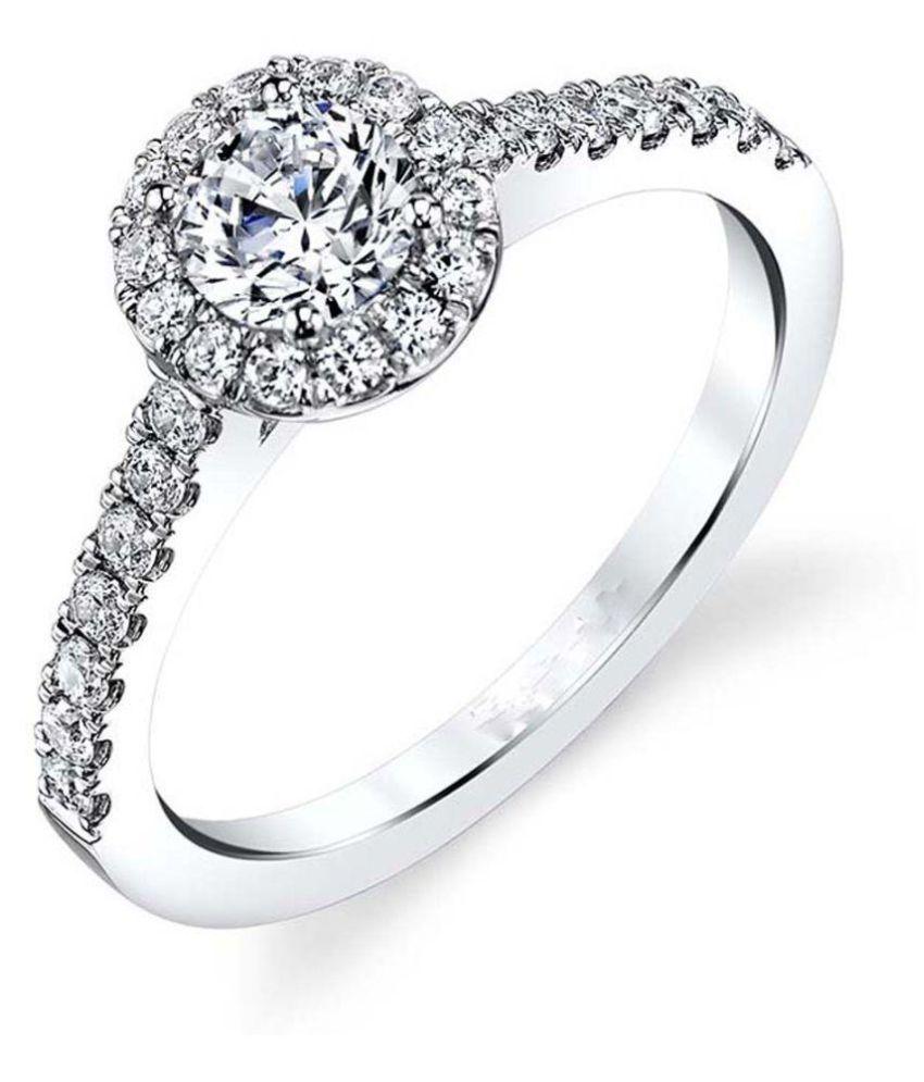 Avsar 92.5 Silver Ring