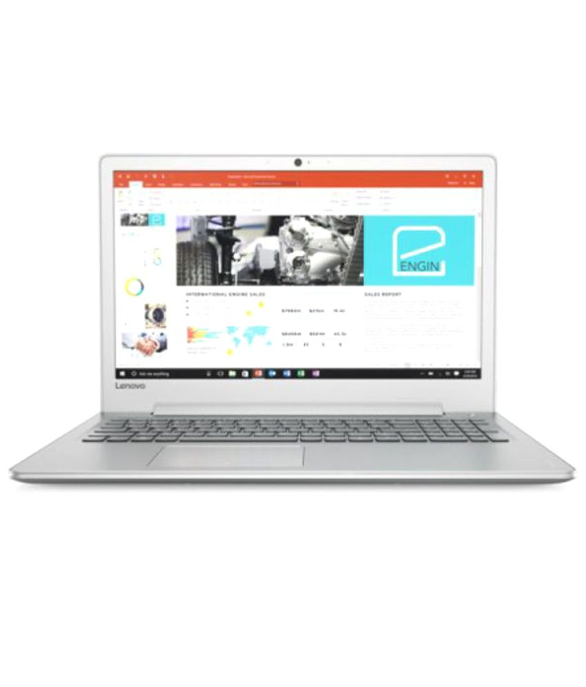 Lenovo Ideapad 80TV0071IH Notebook Core i5 (7th Generation) 4 GB 39.62cm(15.6) Windows 10 Home 2 GB Silver