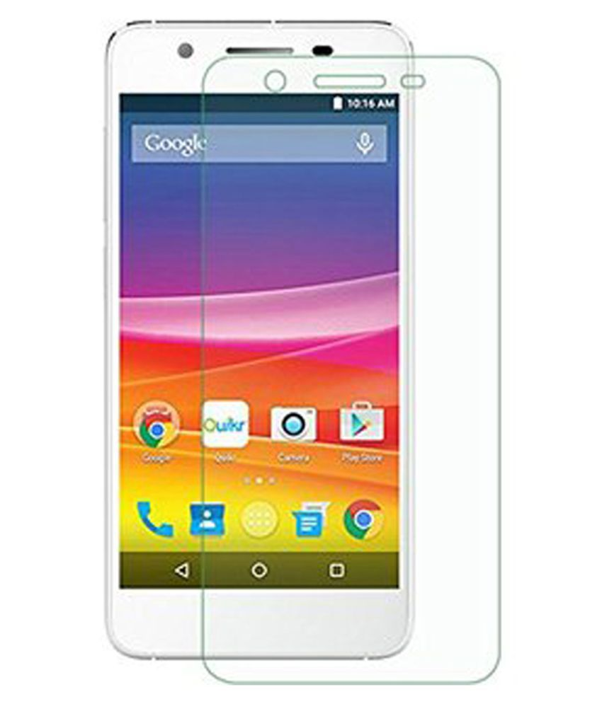 Micromax Canvas Knight 2 E471 Tempered Glass Screen Guard By Glasscandy