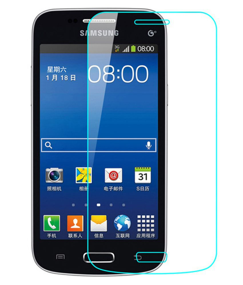 Samsung Galaxy Core Prime Tempered Glass Screen Guard By Glasscandy