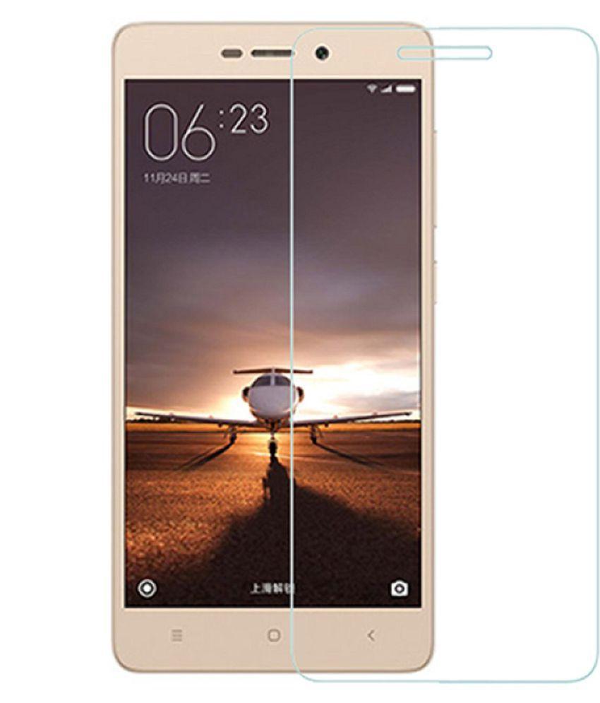 Xiaomi Redmi 3s Prime Tempered Glass Screen Guard By Crook