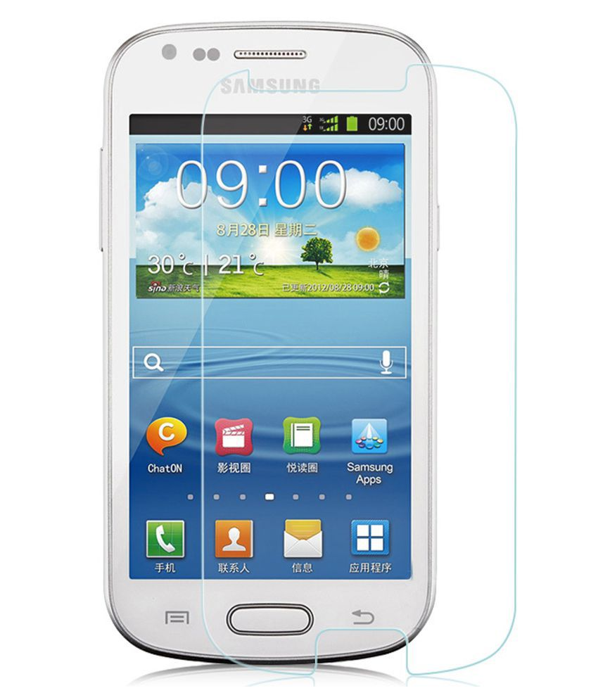 Samsung Galaxy S3 Mini Tempered Glass Screen Guard By Crook