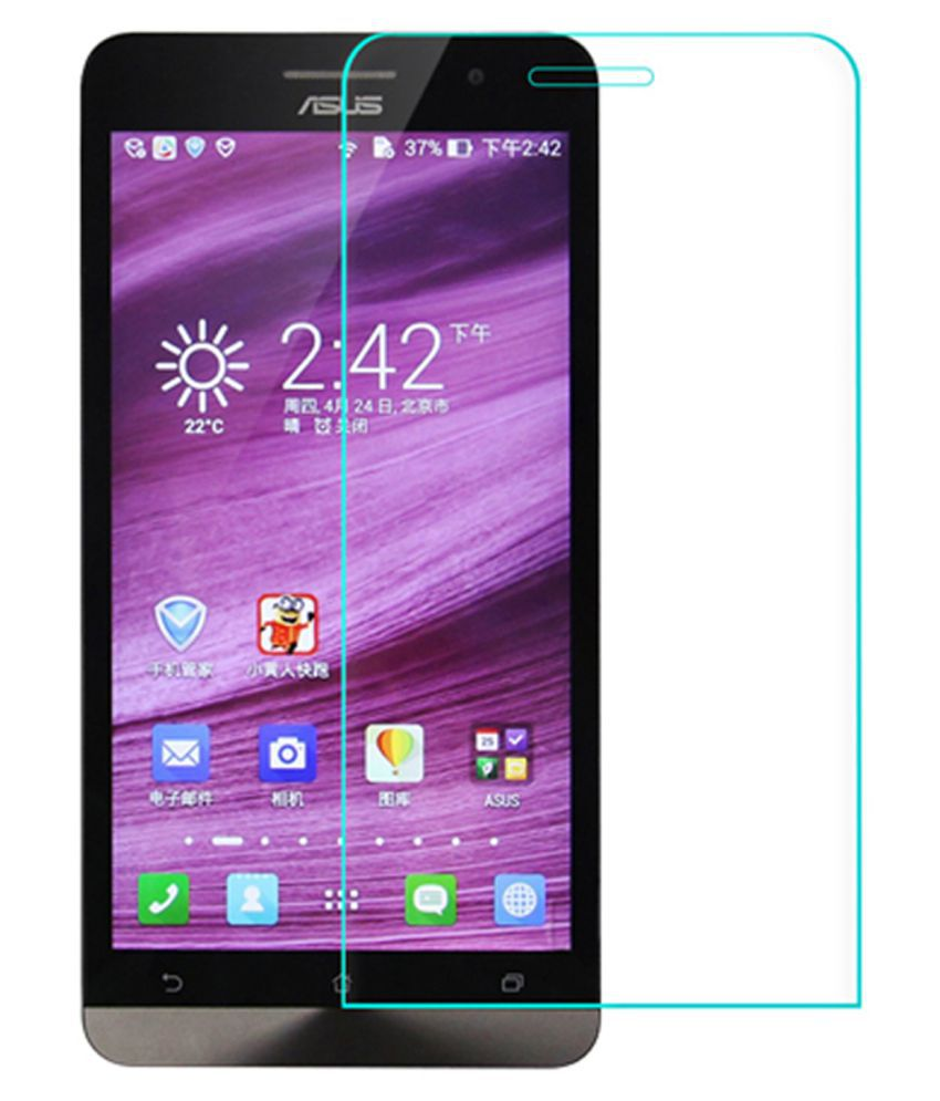 Asus Zenfone 4 Tempered Glass Screen Guard By Tempered glass hd
