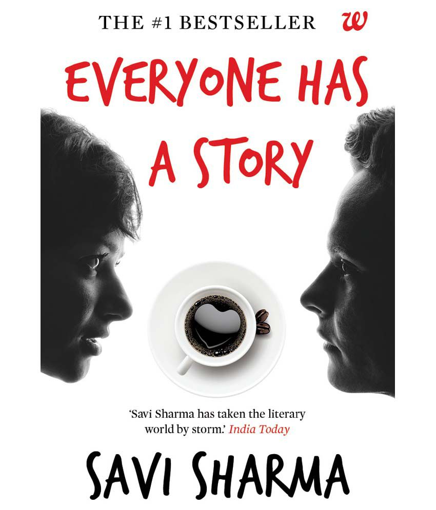 Everyone Has A Story Paperback by Savi Sharma low price