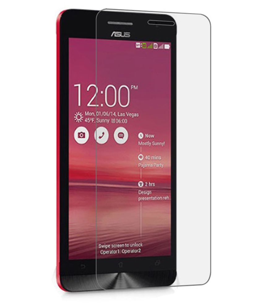 Asus Zenfone 5 Tempered Glass Screen Guard By Tempered glass hd