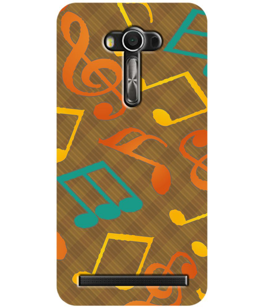 Asus Zenfone 2 Laser ZE550KL Printed Cover By SWAGMYCASE