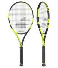 Babolat Stiff Graphite Tennis Racquet MultiColour