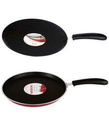 Navrang Cookware Non-Stick Cookware - Set Of 2