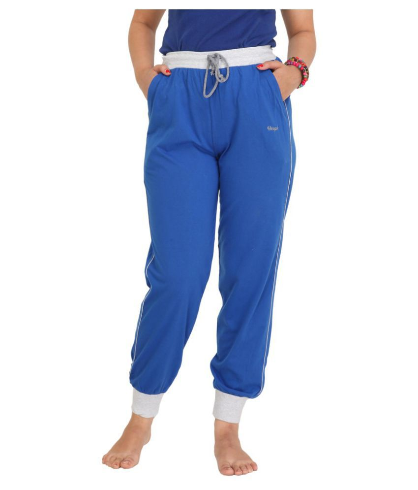 Colors & Blends Blue Cotton Pajamas