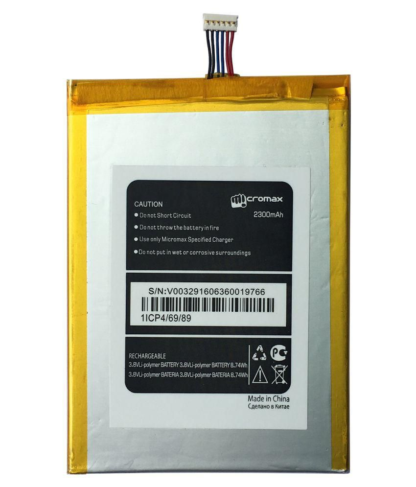 Micromax Canvas Gold A300 2300mAh Battery
