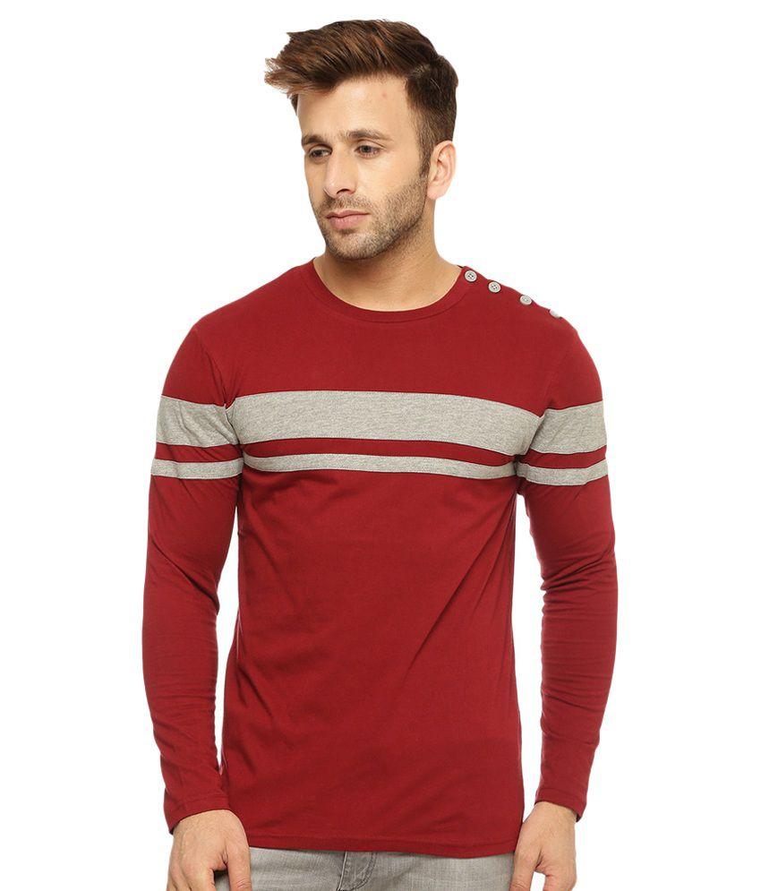 Gritstones Multi Round T-Shirt