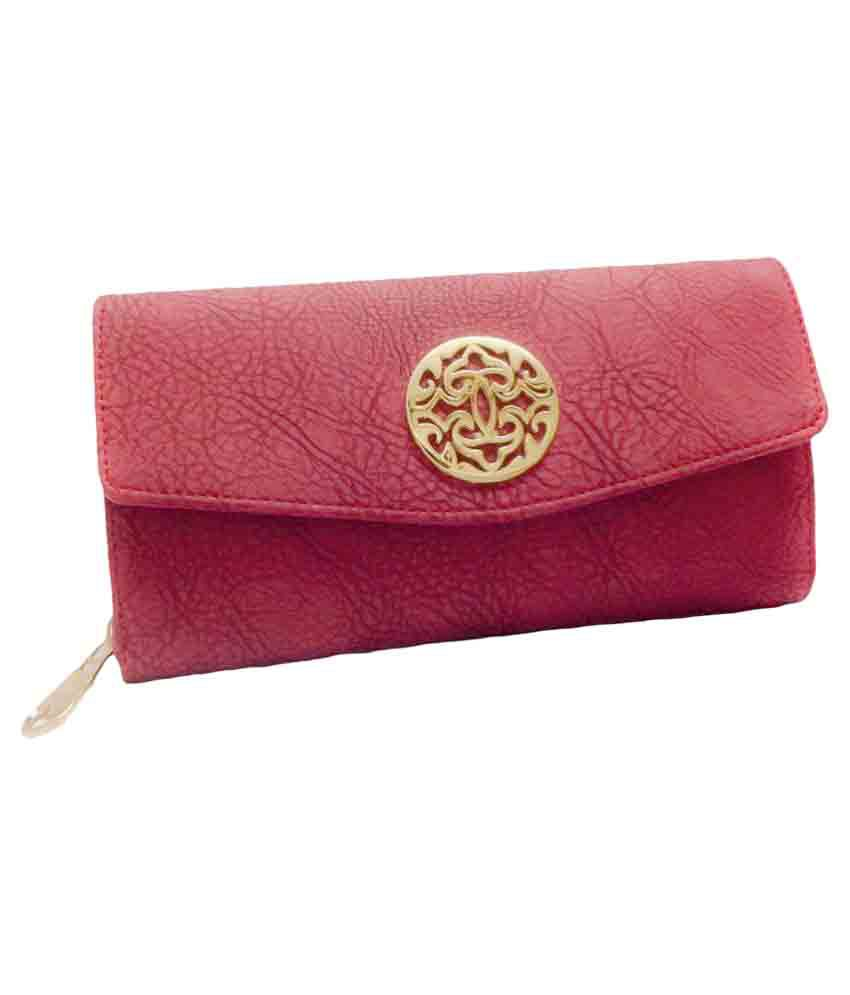 Walletmania Red Wallet