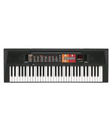 Yamaha New PSR F-51 Keyboard 61 Keys Free Adapter, used for sale  Delivered anywhere in India