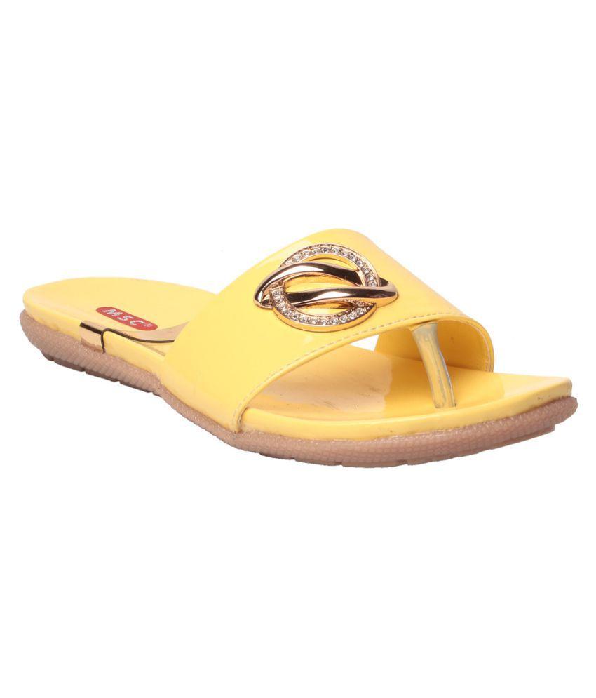 MSC Yellow Flats