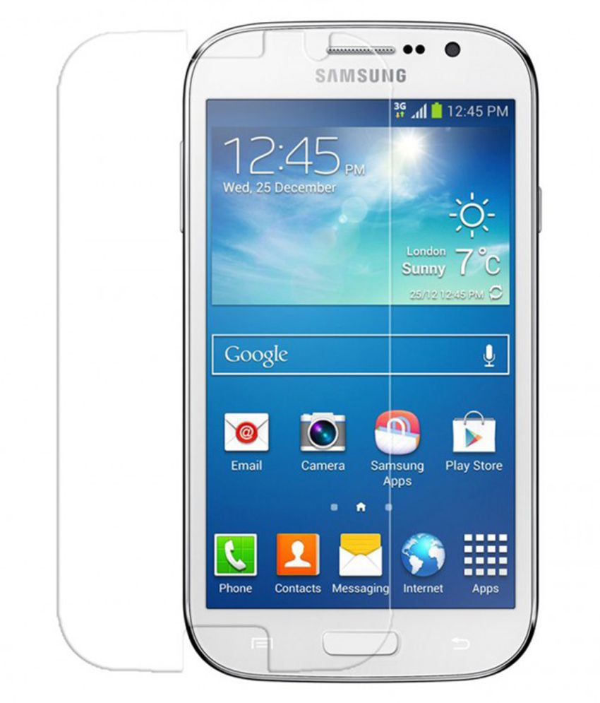 Samsung Galaxy Grand Neo GT Tempered Glass Screen Guard By Glasscandy