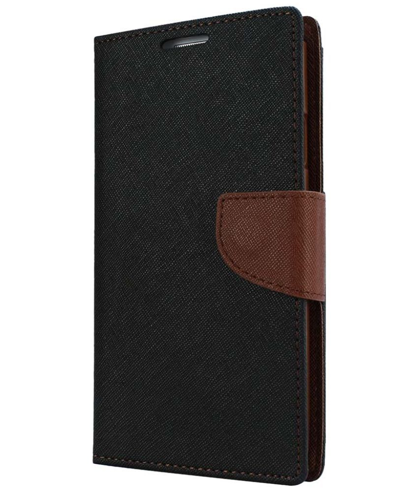 finest selection 615f9 b0177 Samsung Galaxy Grand Neo Plus Flip Cover by SNEHA - Brown