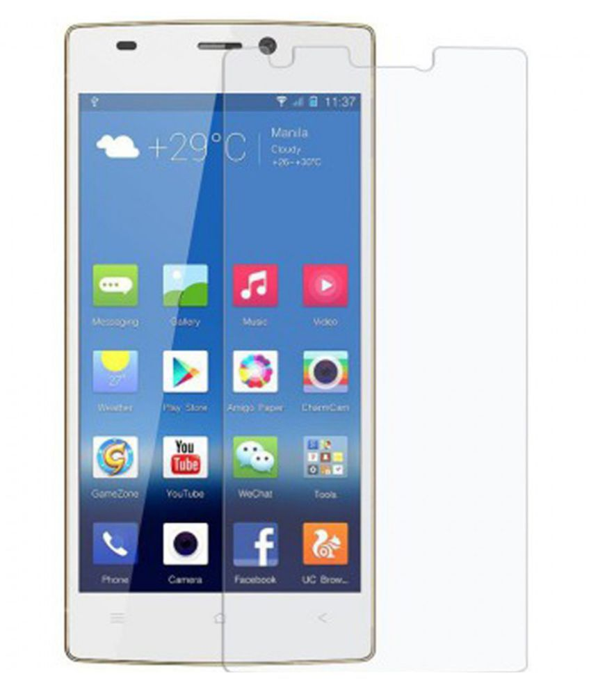 Gionee Elife S5.1 Tempered Glass Screen Guard By Glasscandy
