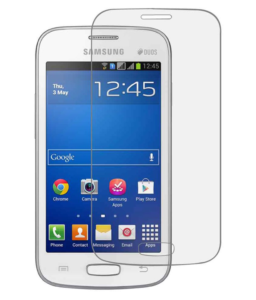 Samsung Galaxy Star Pro Tempered Glass Screen Guard By Glasscandy