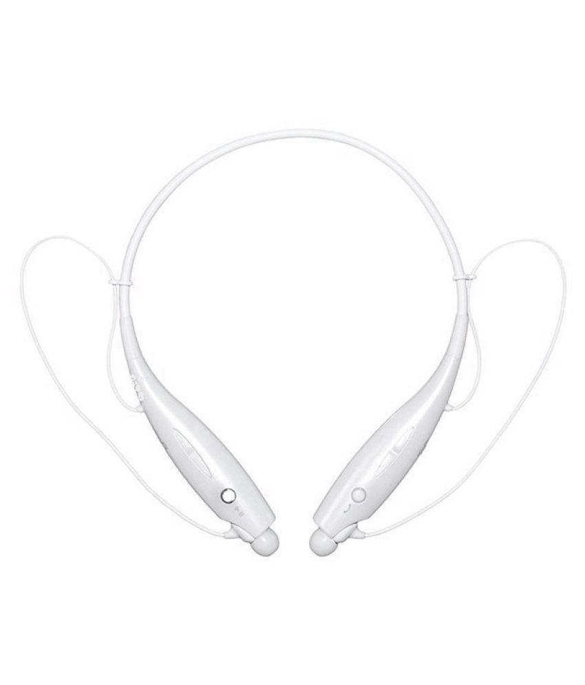 AKIRA A59 Wireless Bluetooth Headphone White