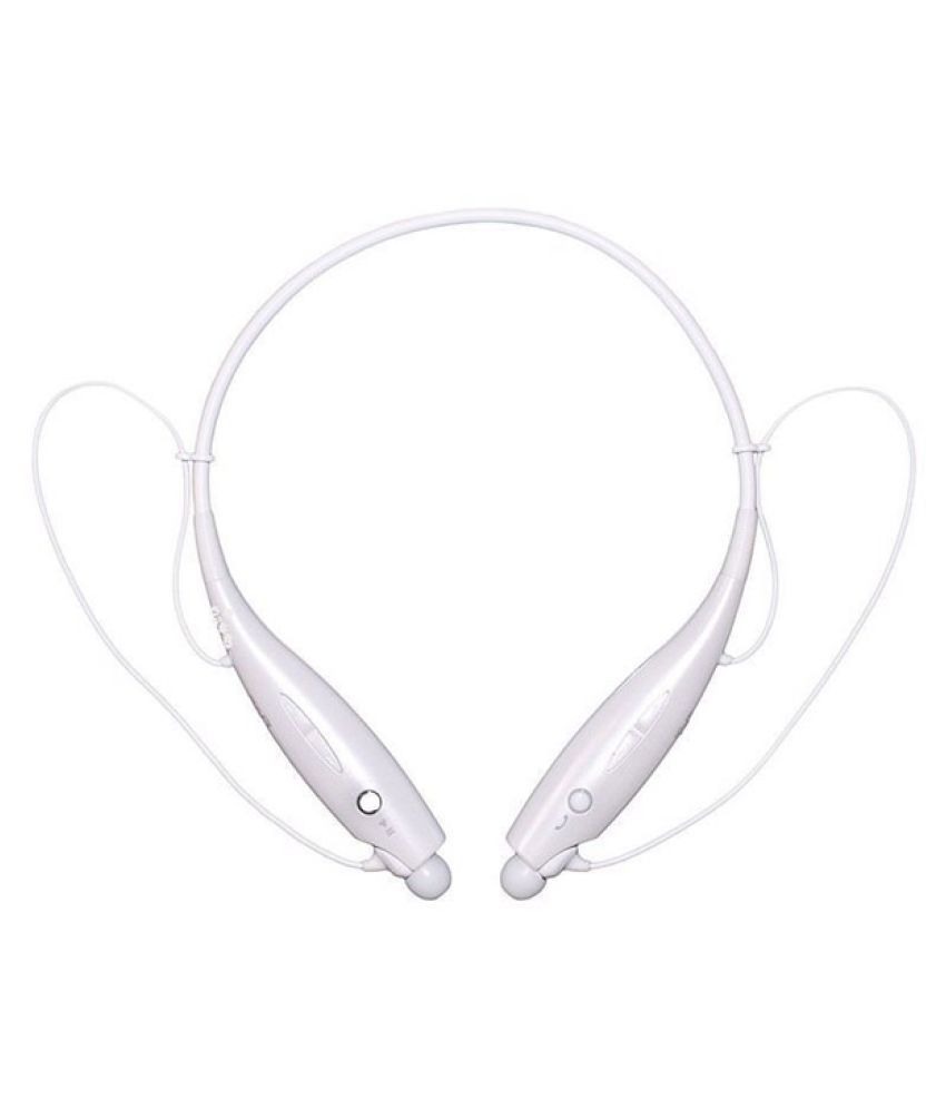 Estar A99i Wireless Bluetooth Headphone White