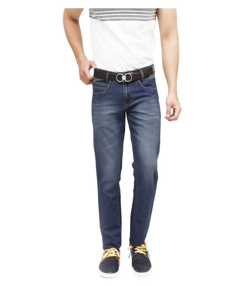 Uber Urban Light Blue Slim Solid