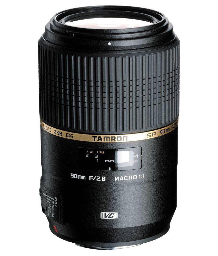 Tamron Macro Lens