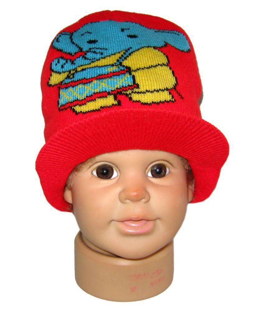 Goodluck Winter Warm Woolen Caps