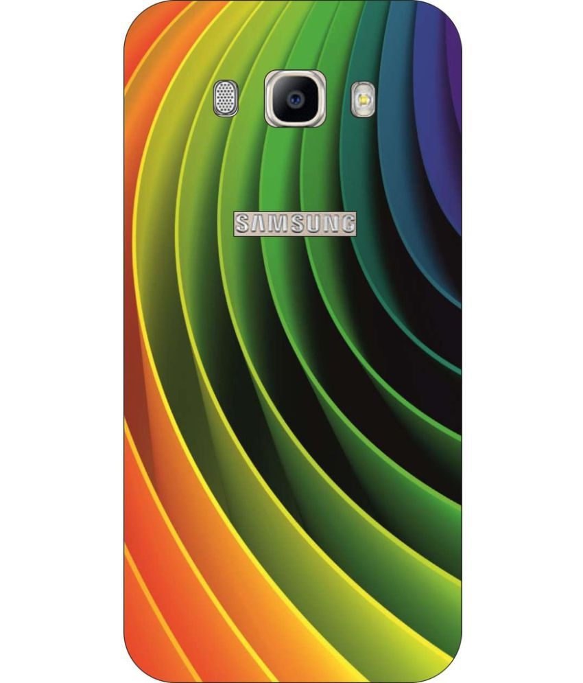 Samsung Galaxy On8 Printed Cover By Go Hooked