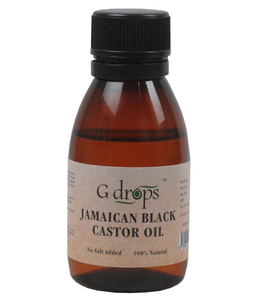 G Drops Jamaican Black 70 ml