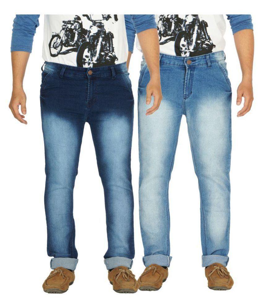 Yo Republic Blue Slim Jeans