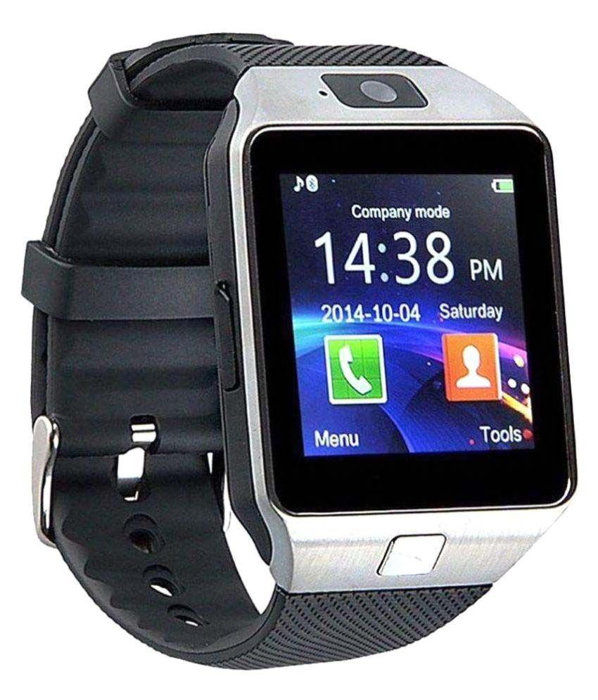AKIRA dual Smart Watches Silver