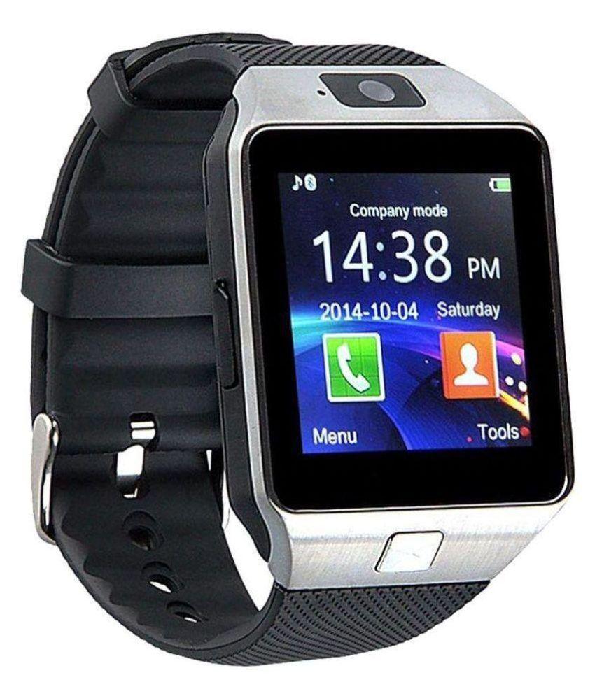 AKIRA cloud 4g Smart Watches Silver