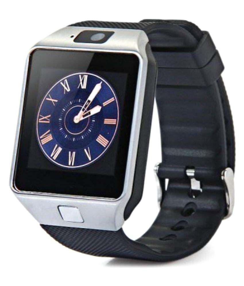 JIKRA a78 Smart Watches Silver
