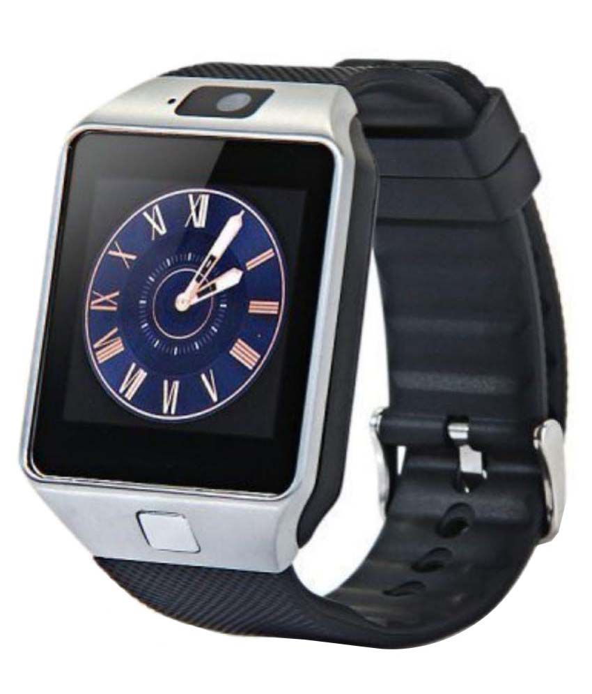 JIKRA v2s Smart Watches Silver