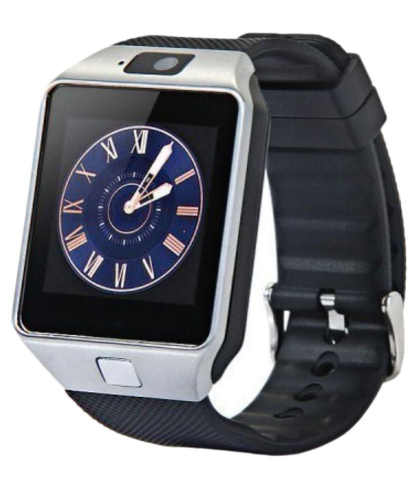 JIKRA zenph6 Smart Watches Silver