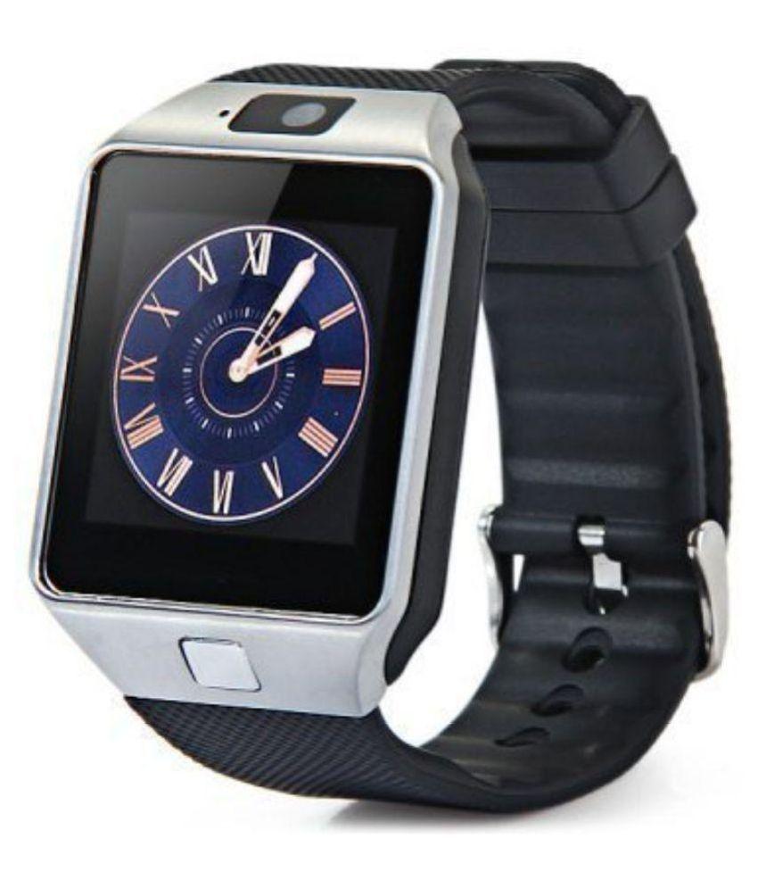 JIKRA a52 Smart Watches Silver