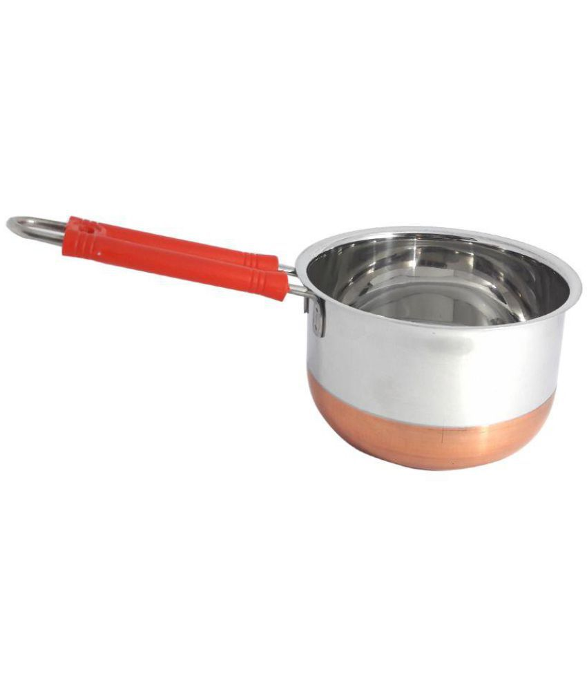 bartan hub copper saucepan 1 Piece Cookware Set