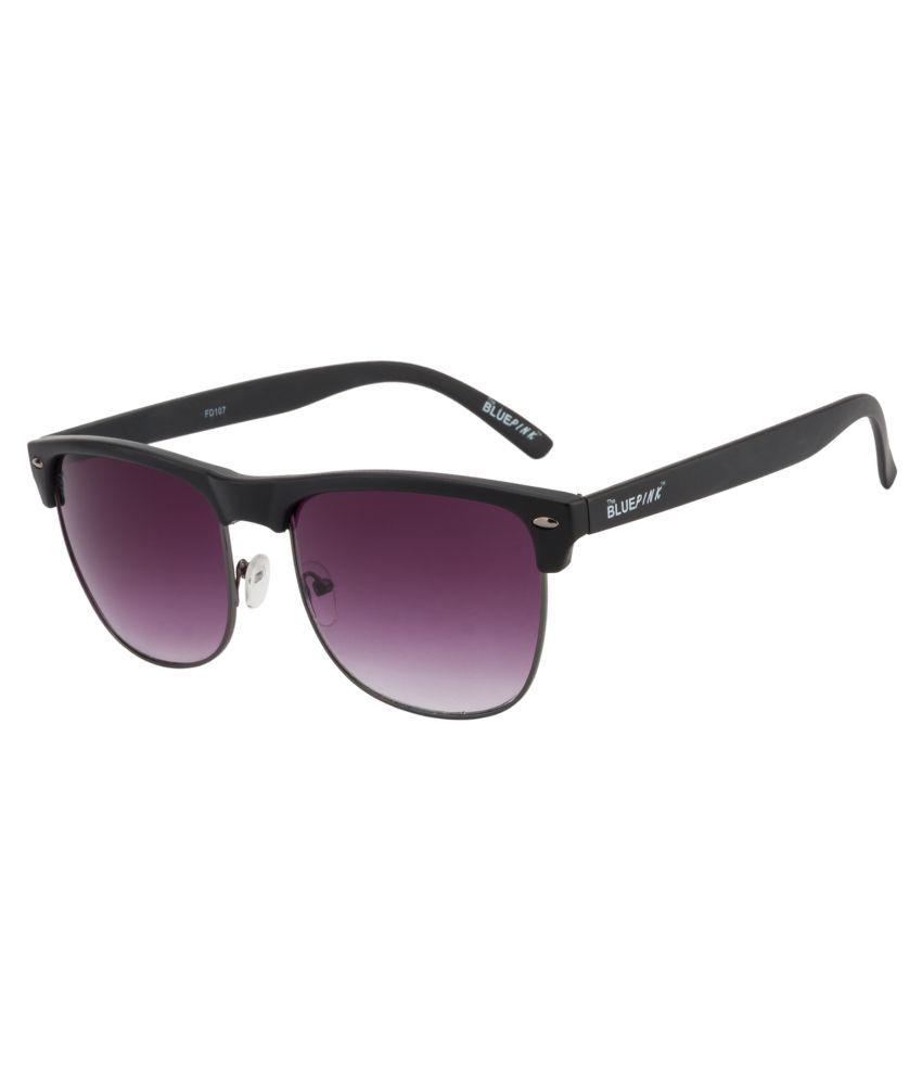 The Blue Pink Black Wayfarer Sunglasses ( VEL-0101M )