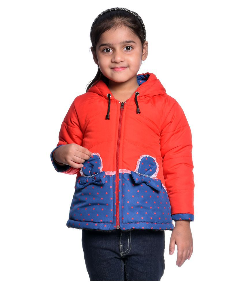 Come In Kids Multicolour   Printed Jacket