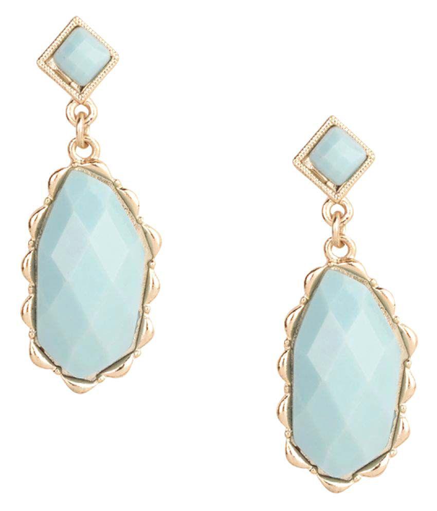 Kazo Betty Blue Earrings Single Pair