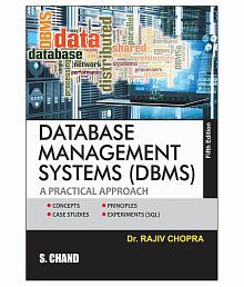 Database Management Systems (Dbms): A Practical Approach Paperback English