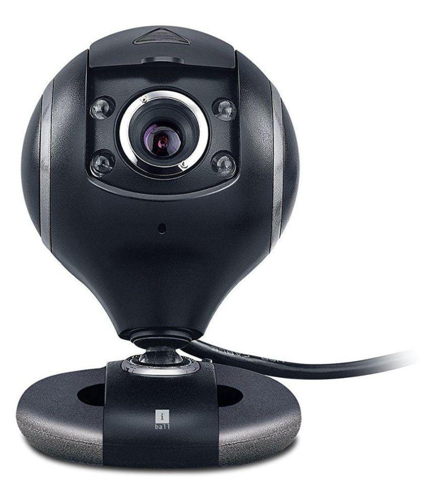 iBall Robo k20 2 MP Webcams