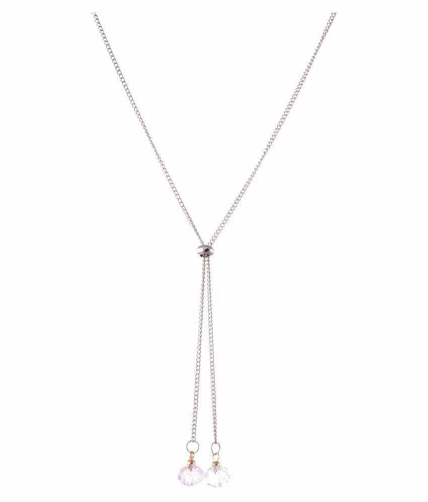 Jewelz Silver Necklace