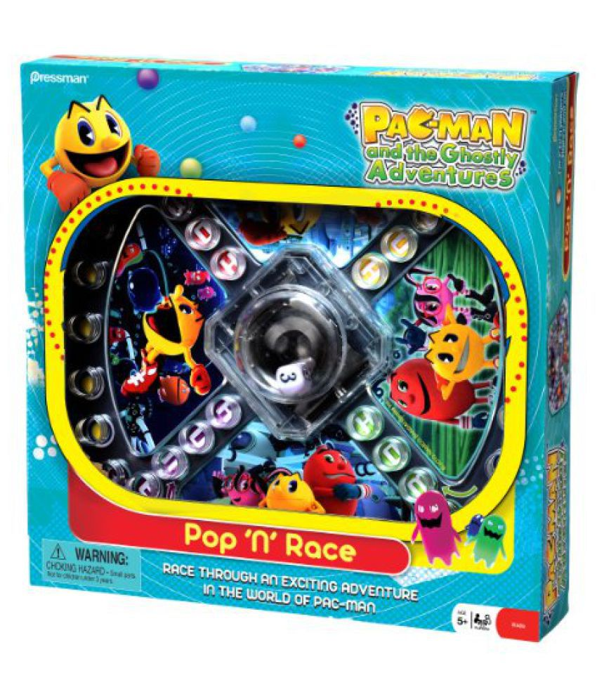 Pressman Toy Other Assorted Board Games
